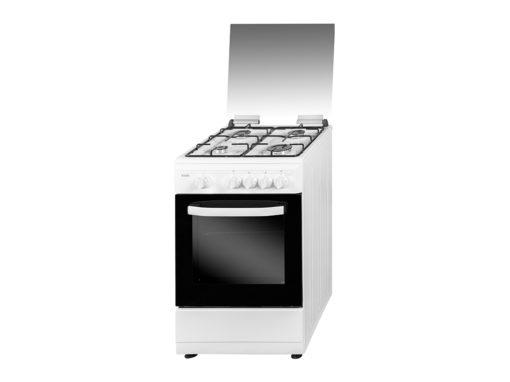 SVK5502GBB - Cocina gas 50 cm blanca de Svan