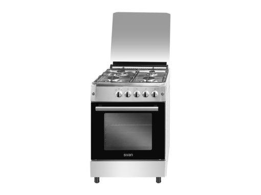SVK6601GX - Cocina gas 60 cm inox de Svan