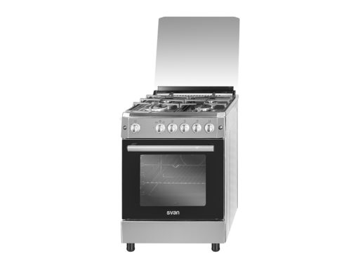 SVK6603GTX - Cocina gas 60 cm inox de Svan