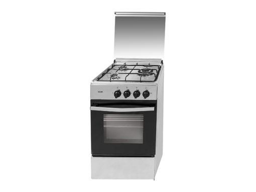 SVK5030GBI - Cocina gas 50 cm inox de Svan