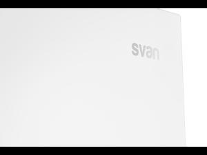 SVAM186B - Frigorífico blanco ancho especial no frost de Svan