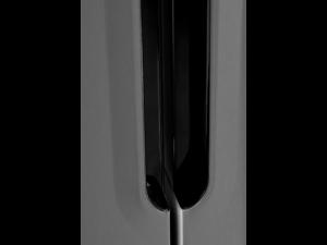 SVAM186X - Frigorífico inox ancho especial no frost de Svan