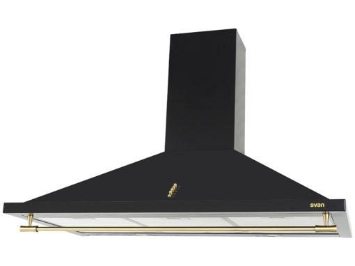 SVCP9652RN - Campana piramidal rústica 90 cm de Svan