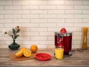 SVEX1230 - Exprimidor Basic Juice 300 Rojo de Svan