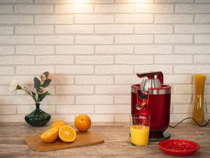 SVEX1230BR - Exprimidor Comfort Juice 300 Rojo de Svan