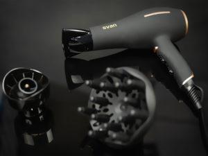 SVSP142 - Secador Ionic hair 03 Negro de Svan