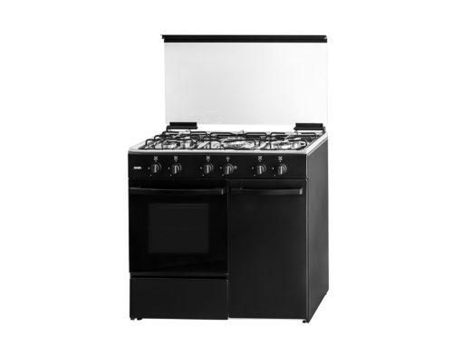 SVK9560GR - Cocina gas de 5 fuegos rústica de Svan