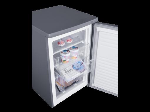 SVC086X - Congelador vertical inox de Svan