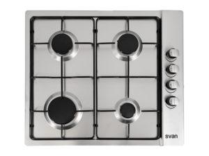 SVE4B3 - Placa de gas 4 fuegos de Svan