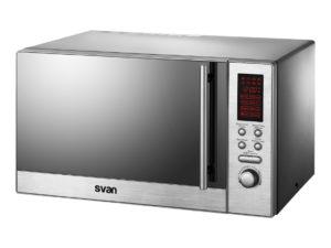 SVMW823GDX - Microondas con grill inox de Svan
