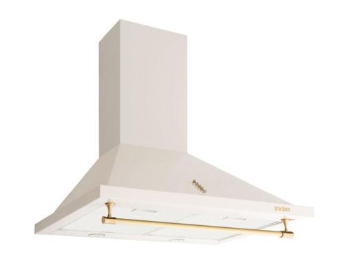SVCP6652C - Campana rústica piramidal 60 cm de Svan