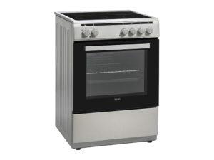 SVK6606VX - Cocina eléctrica 60 cm inox de Svan