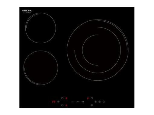 SVI632B2 - Placa de inducción de 3 zonas de Svan